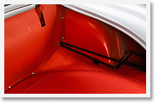 Corvette Trunk Accessories