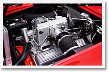 Early Corvette Engine Parts