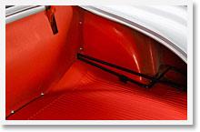 Corvette Trunk Accessories